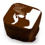 Geraldton Hill cocoa butter transfer image 1