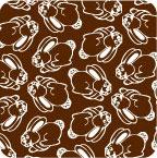 Geraldton Hill cocoa butter transfer image 43