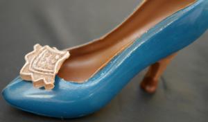 Geraldton Hill Stiletto Classic Blue