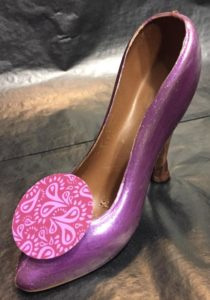 Geraldton Hill Stiletto Classic Purple