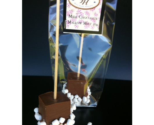 Geraldton Hill Milk Chocolate mallow melts