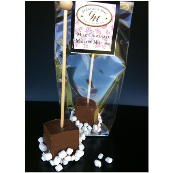 Geraldton Hill Milk Chocolate mallow melts