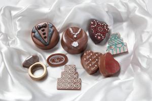 Geraldton Hill loose bridal chocolates