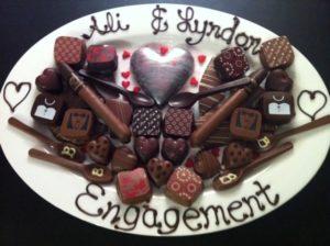 Geraldton Hill engagement platter rotate left