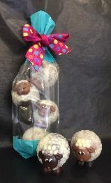 Artisian sheep chocolate Geraldton Hill