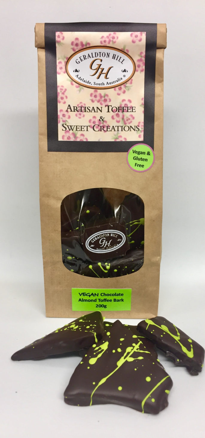 Geraldton Hill Artisian Toffees Sweet Creations